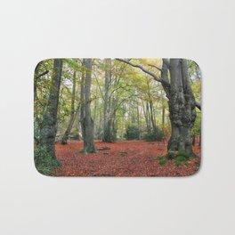 Walking Through Epping Forest Bath Mat