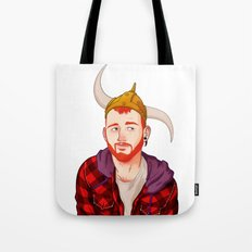 Bear - Ginger Tote Bag