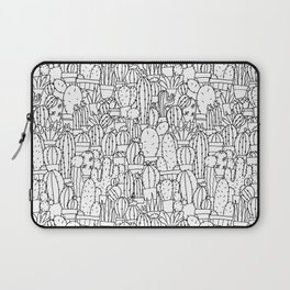 Cool as a Cactus Laptop Sleeve