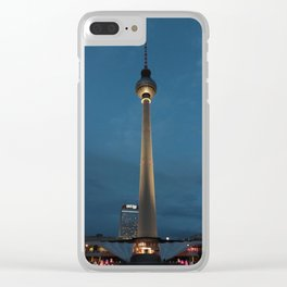 The giant... Clear iPhone Case