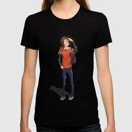 Ellie The last of us Pixel Art T-shirt