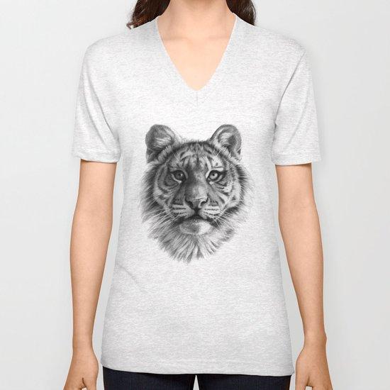 Tiger Cub SK106 Unisex V-Neck
