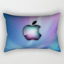 apple nebula Rectangular Pillow