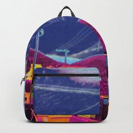 Infra-red Backpack
