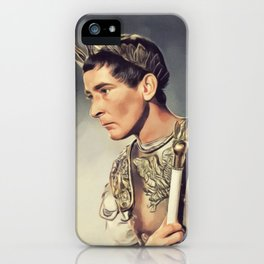 Kenneth Williams, Actor iPhone Case