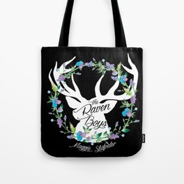 The Raven Boys by Maggie Stiefvater Tote Bag