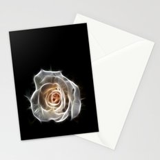 Rose of Light Stationery Cards