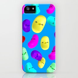 Jelly Bean`s iPhone Case