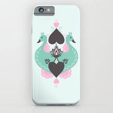 Pretty Peacocks iPhone 6s Slim Case