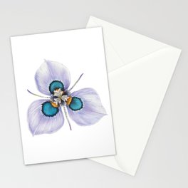 Flower Painting | MORAEA VILLAS | Watercolour | Nature Stationery Cards