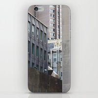 baltimore iPhone & iPod Skins featuring Baltimore, MD by Nick Coleman
