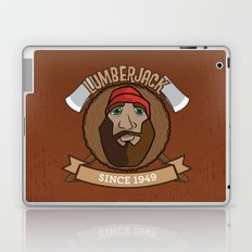 Lumberjack Since 1949 Laptop & iPad Skin