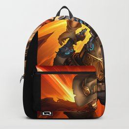 over mccree Backpack