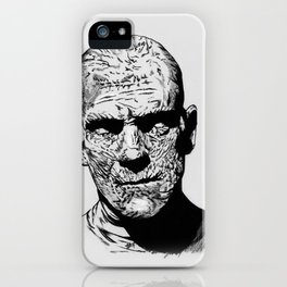 The Lover iPhone Case