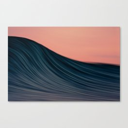 Arataki Brush Strokes Canvas Print