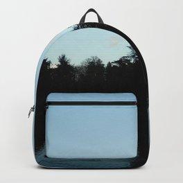 Nature, landscape and twilight 4 Backpack