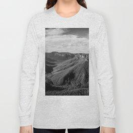 Oberon Mountains Long Sleeve T-shirt