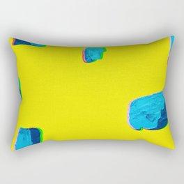 Yellow Vibes Rectangular Pillow