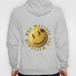Who Watches The Watchmen? Hoody
