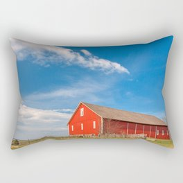 Spangler House Farm Rectangular Pillow
