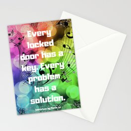 Warcross Quote Stationery Cards