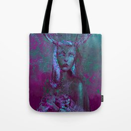 Fawn (Alternative Version) Tote Bag