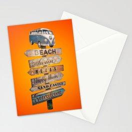 Pura Vida - Desire of summer holidays Stationery Cards