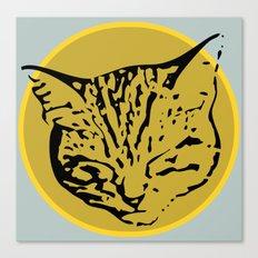 cathead Canvas Print