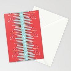 Bleeding Stripes #2 Stationery Cards