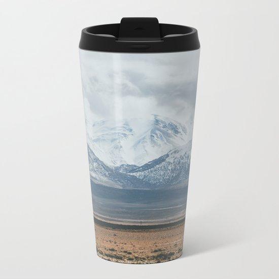 Atlas Mountains Metal Travel Mug