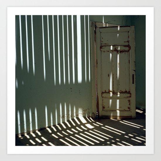 Striped Wall Art Print