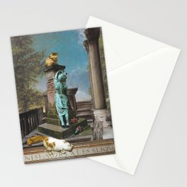 Statue of Limitations Stationery Cards