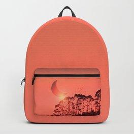 Landscape & gradients VIII Backpack