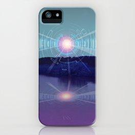 Futuristic Visions 01 iPhone Case