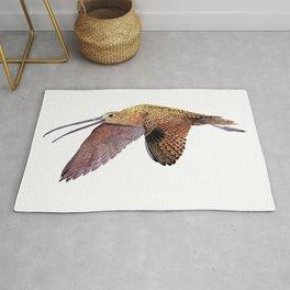 Long-billed Curlew Rug