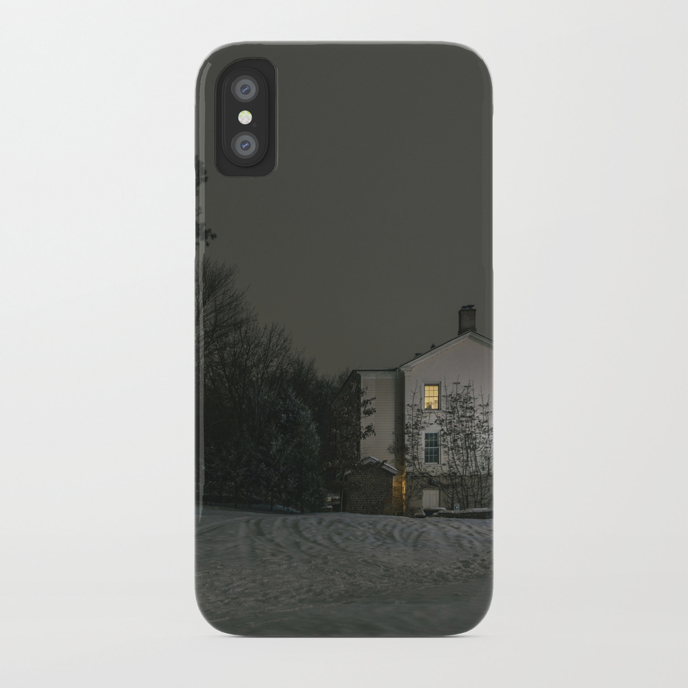 The House By The Cemetery Phone Case by Peterbaker PCS967316
