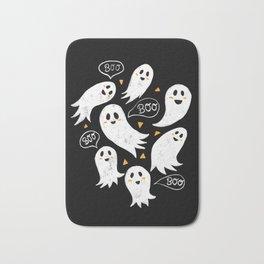 Friendly Ghosts Bath Mat