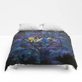 The Rabbit Hole Comforters