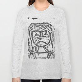 Angry Long Sleeve T-shirt