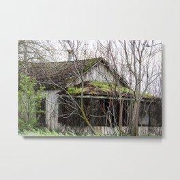 Crow's Landing, CA - Home 6 Metal Print