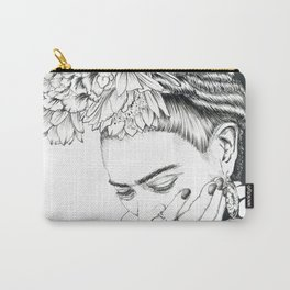 Frida I Carry-All Pouch