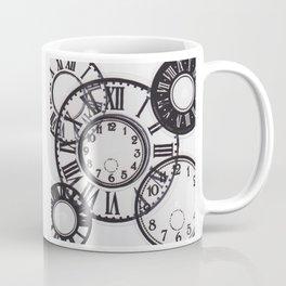 Clocks Coffee Mug