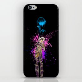 Take My Breath Away iPhone Skin
