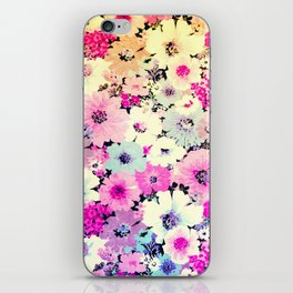 Vintage Flowers XXI - for iphone iPhone Skin