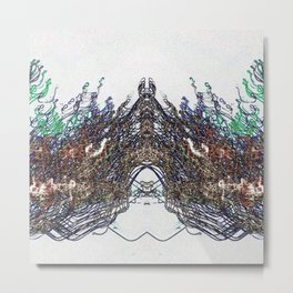 Gateway Drug Metal Print