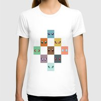 eevee T-shirts featuring Eyes of Eevee by Casey Sawyer