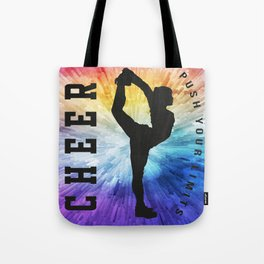 Push your Limits star colour Tote Bag