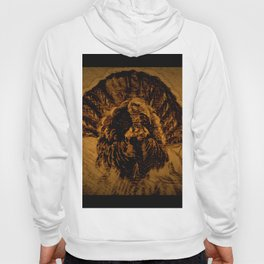 Turkey in The Straw DPPA150606 Hoody