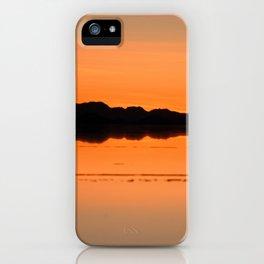Salar de Uyuni 4 iPhone Case