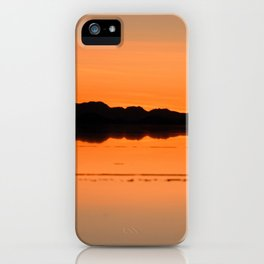 Salar de Uyuni 4 iPhone Case